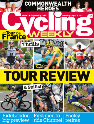 Cycling Weekly 7th August 2014
