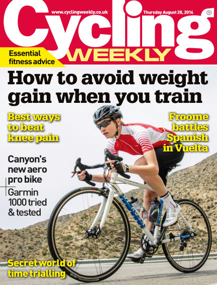 Cycling Weekly September 04, 2014 00:00