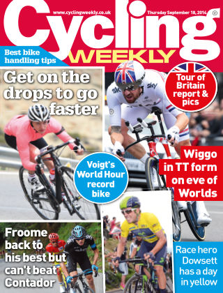 Cycling Weekly 18th September 2014