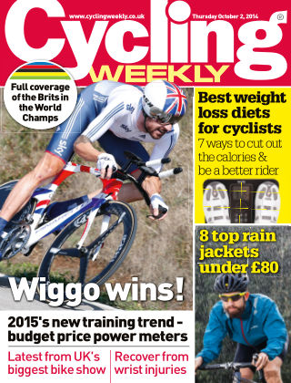 Cycling Weekly 2nd October 2014