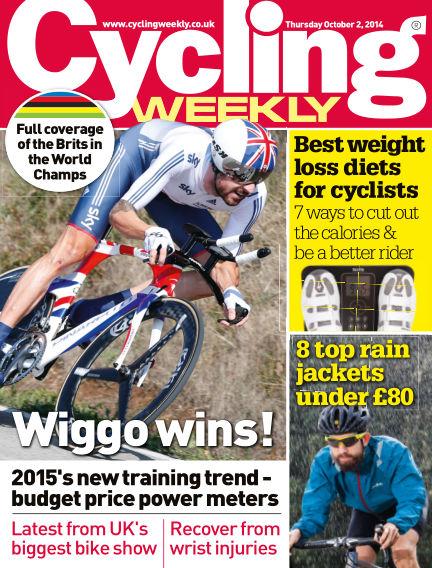 Cycling Weekly October 09, 2014 00:00