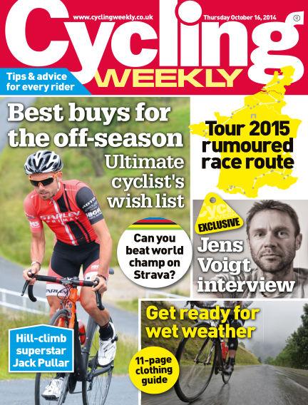 Cycling Weekly October 23, 2014 00:00