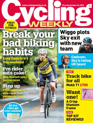 Cycling Weekly 23rd October 2014