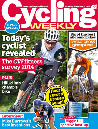 Cycling Weekly 6th November 2014