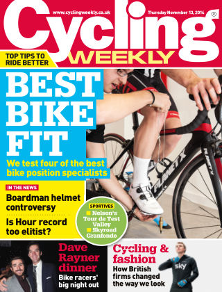 Cycling Weekly 13th November 2014