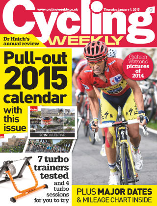 Cycling Weekly 1st January 2015