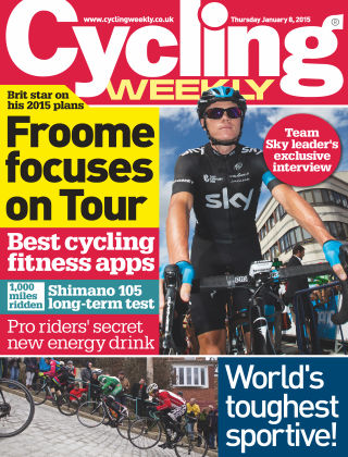 Cycling Weekly 8th January 2015