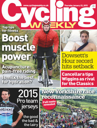 Cycling Weekly 22nd January 2015
