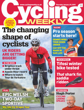 Cycling Weekly 29th January 2015