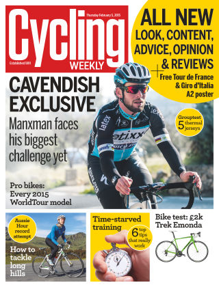 Cycling Weekly 5th February 2015