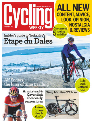Cycling Weekly 12th February 2015