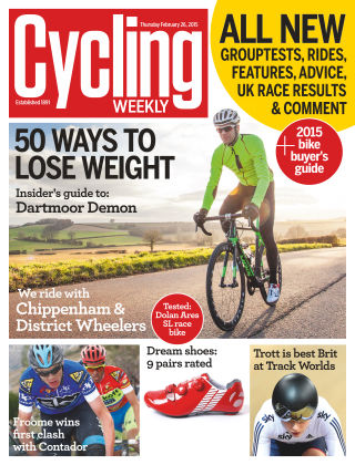 Cycling Weekly 26th February 2015