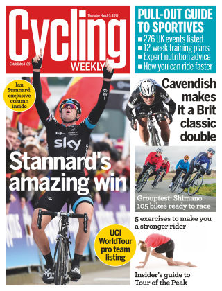 Cycling Weekly 5th March 2015