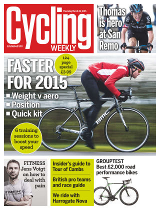 Cycling Weekly 26th March 2015