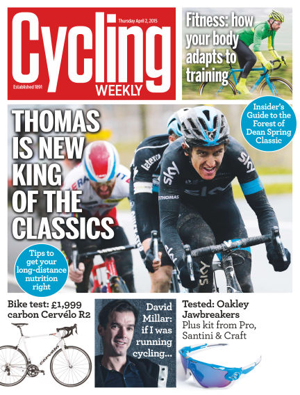 Cycling Weekly April 09, 2015 00:00