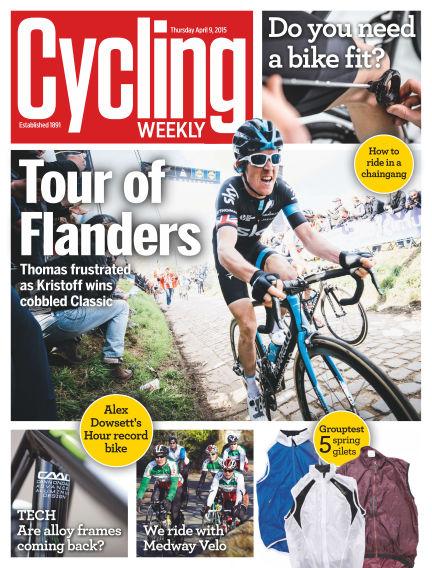 Cycling Weekly April 16, 2015 00:00
