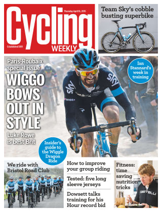 Cycling Weekly 16th April 2015