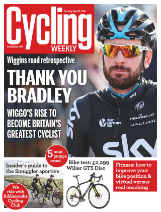 Cycling Weekly 23rd April 2015