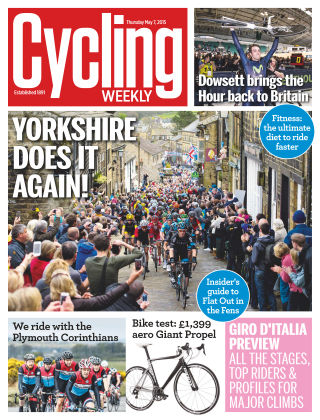 Cycling Weekly 07th May 2015