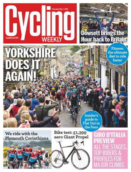 Cycling Weekly May 14, 2015 00:00
