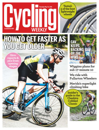 Cycling Weekly 14th May 2015