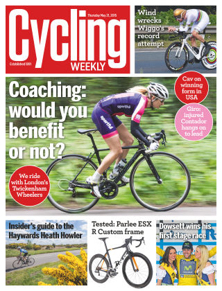 Cycling Weekly 21st May 2015