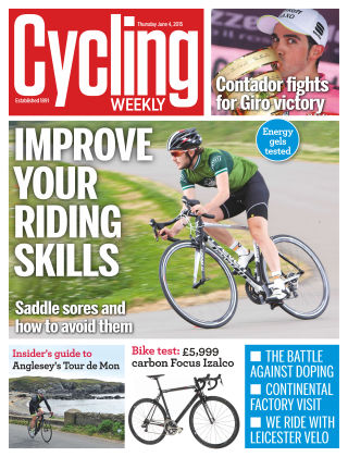 Cycling Weekly 04th June 2015