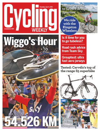Cycling Weekly 11th June 2015