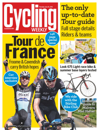 Cycling Weekly 25th June 2015