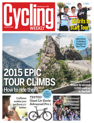 Cycling Weekly 02nd July 2015