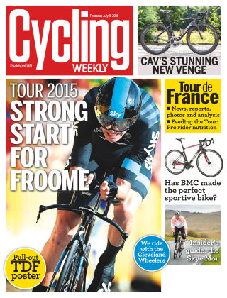 Cycling Weekly 09th July 2015