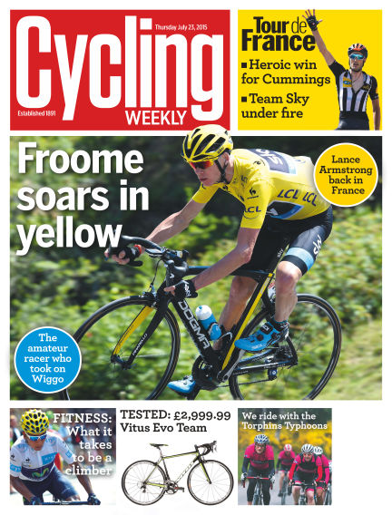 Cycling Weekly July 30, 2015 00:00