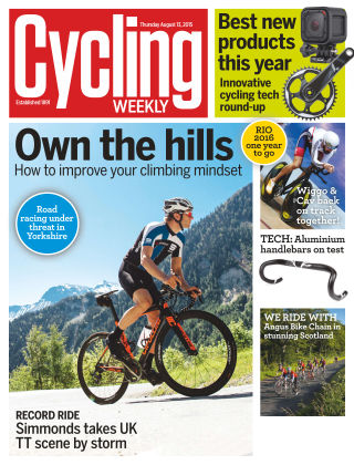 Cycling Weekly 13th August 2015