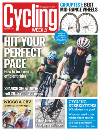 Cycling Weekly 20th August 2015