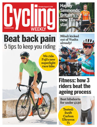 Cycling Weekly 27th August 2015