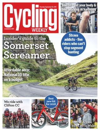 Cycling Weekly 10th September 2015