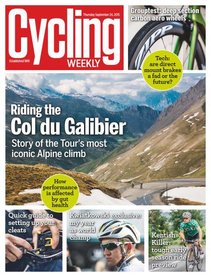 Cycling Weekly October 01, 2015 00:00