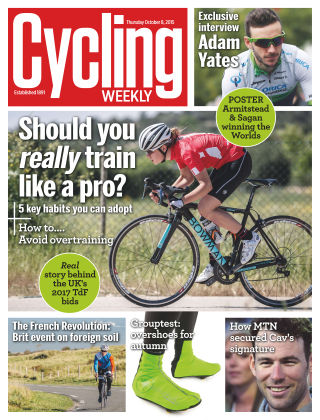 Cycling Weekly 8th October 2015