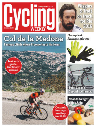 Cycling Weekly 22nd October 2015