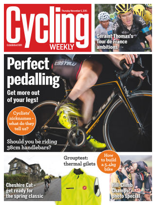 Cycling Weekly 5th November 2015