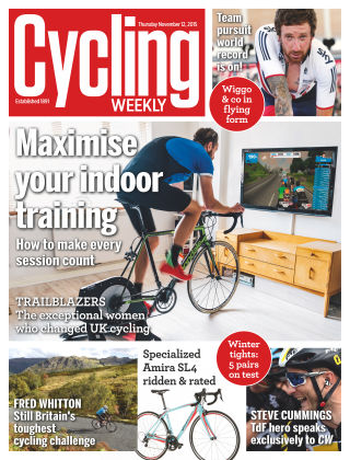 Cycling Weekly 12th November 2015