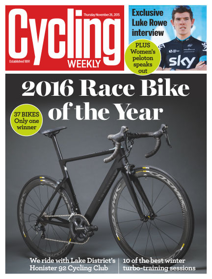 Cycling Weekly December 03, 2015 00:00