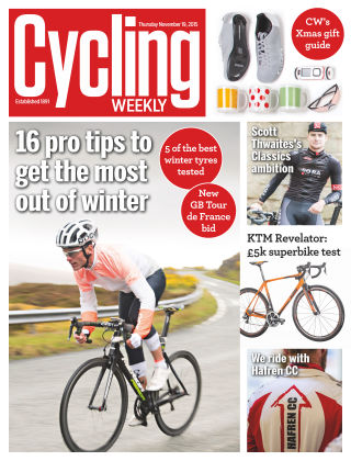Cycling Weekly 19th November 2015
