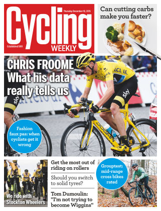 Cycling Weekly 10th December 2015