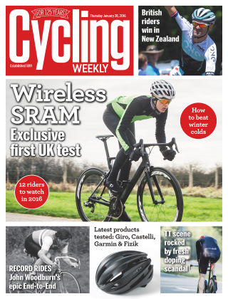 Cycling Weekly 28th January 2016