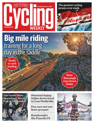 Cycling Weekly 4th February 2016