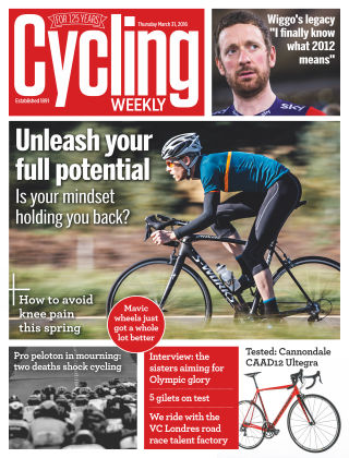Cycling Weekly 24th March 2016