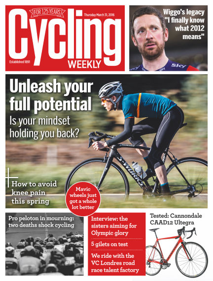 Cycling Weekly March 25, 2016 00:00