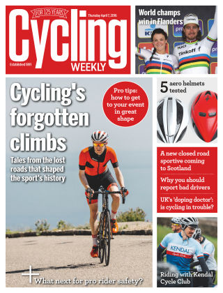 Cycling Weekly 7th April 2016
