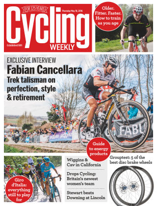 Cycling Weekly 19th May 2016